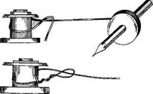 Шпульный узел