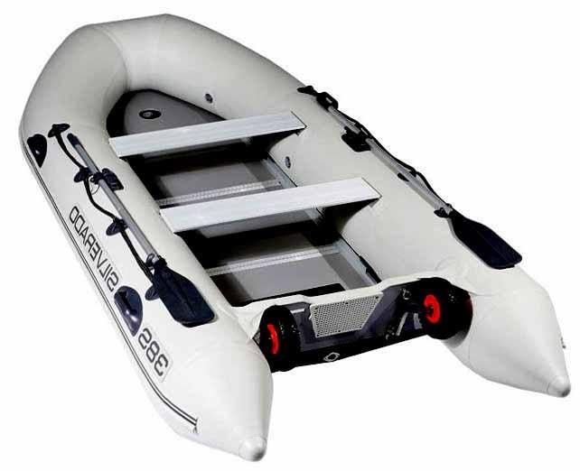 лодка из ПВХ с возможностью установки двигателя фото