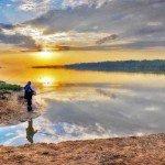 Рыбалка на Оби в Алтае и Новосибирской области