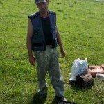 Рыбалка летом на Правой Выдрихе у Новошипуново