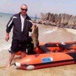 Рыбалка в ОАЭ на Персидском заливе