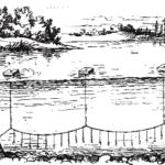 Рыбалка переметом на реке и озере