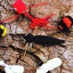 Рыбалка с жуками-приманками хитрым способом