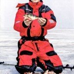 Зимняя ловля на мормышку на реках Ленинградской области