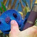 Рыбалка с инерционной катушкой «Удача»