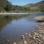 Рыбалка на реке Иня в Алтайском крае