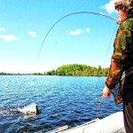 Рыбалка нахлыстом в Алтайском крае на озере Шибаево и Уткуль