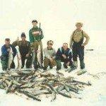 Рыбалка зимой на Шульбе