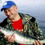 Ночная рыбалка на судака в окрестностях Волгограда