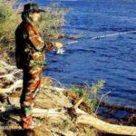 Ловля Каспийской селедки в Волге