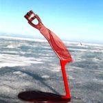 Как ловить налима в глухозимье на Онежском озере
